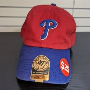 '47 Franchise Philadelphia Phillies Fitted Hat